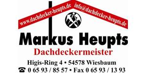 Dachdecker Heupts