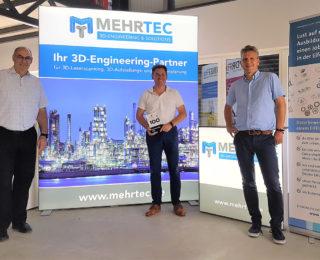 Mehrtec aus Wiesbaum als TOP 100 Unternehmen ausgezeichnet