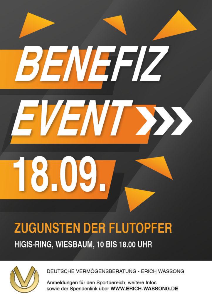 DVAG Benefiz Event